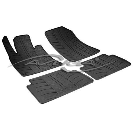 Gummi-Fußmatten für Peugeot 508 / 508 SW ab 2011