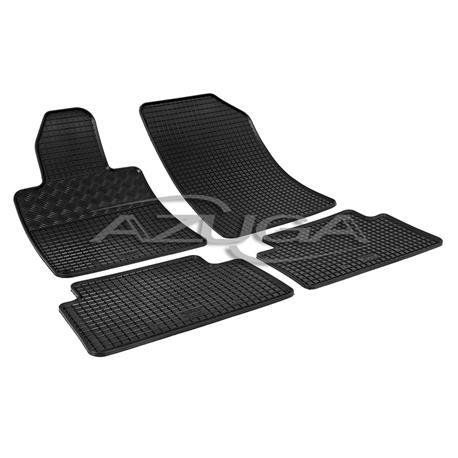 Gummi-Fußmatten für Peugeot 508/508 SW ab 2011