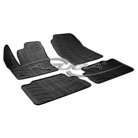 Gummi-Fußmatten für Ford Kuga II ab 3/2013-10/2016