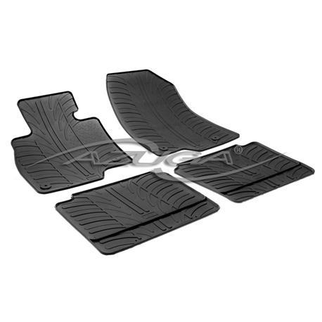 Gummi-Fußmatten für Mazda 6 ab 2013