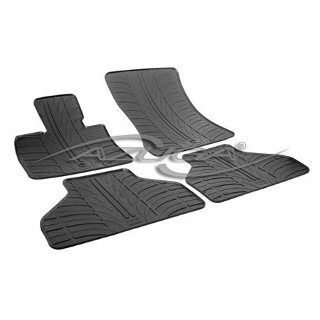 Gummi-Fußmatten für BMW X5 (E70) ab 3/2007