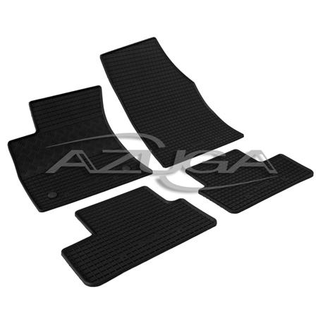 Gummi-Fußmatten für Renault Megane IV ab 2016