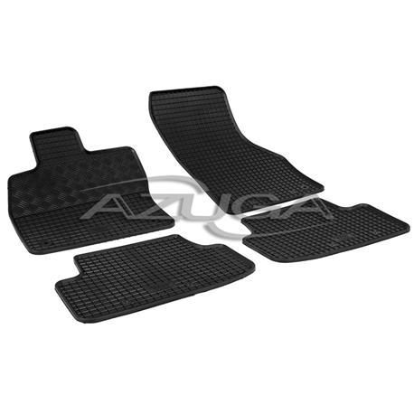 Gummi-Fußmatten für Audi A3 Sportback ab 2013/Seat Leon ab 12/2012 (5F)/VW Golf 7 ab 2013