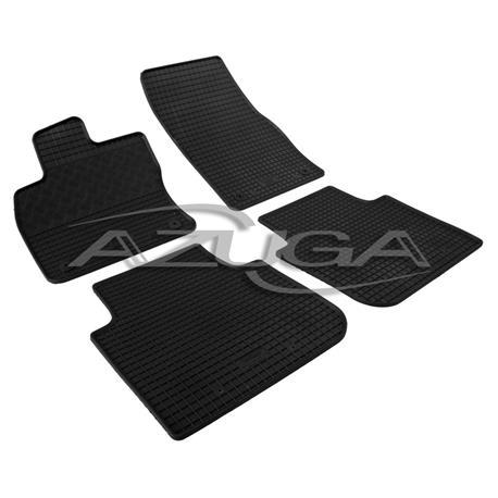 Gummi-Fußmatten für Skoda Kodiaq/VW Tiguan Allspace ab 2017