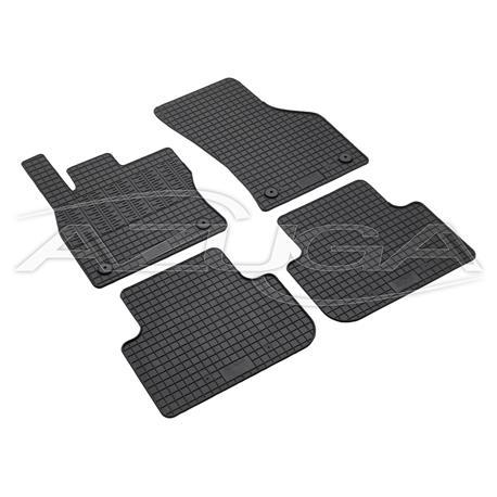 Gummi-Fußmatten für Skoda Octavia III ab 2013 (5E)