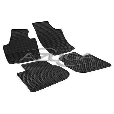 Gummi-Fußmatten für Seat Toledo/Skoda Rapid ab 2012
