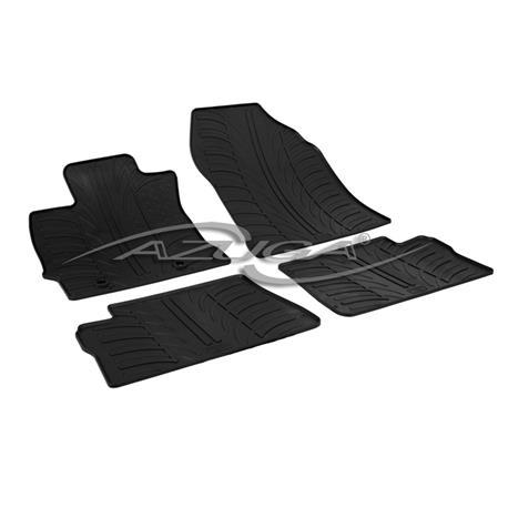 Gummi-Fußmatten für Toyota Auris II ab 2013