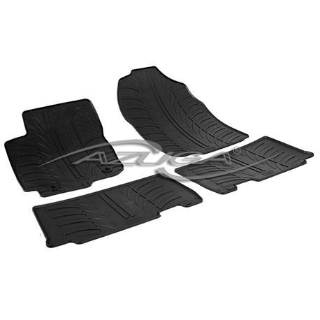 Gummi-Fußmatten für Toyota RAV4 ab 4/2013-12/2018