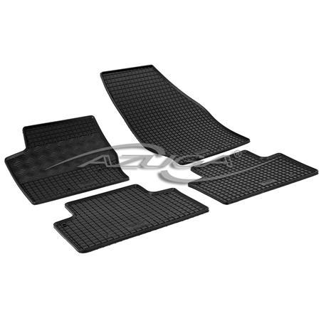 Gummi-Fußmatten für Volvo XC90 ab 2003-1/2015
