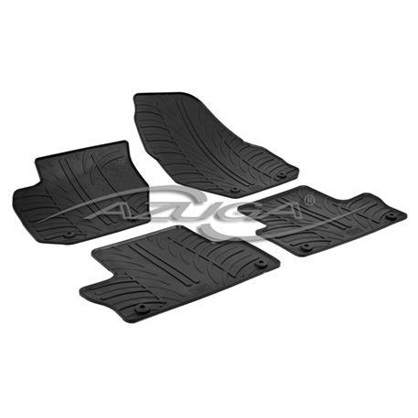 Gummi-Fußmatten für Volvo XC60 ab 2008
