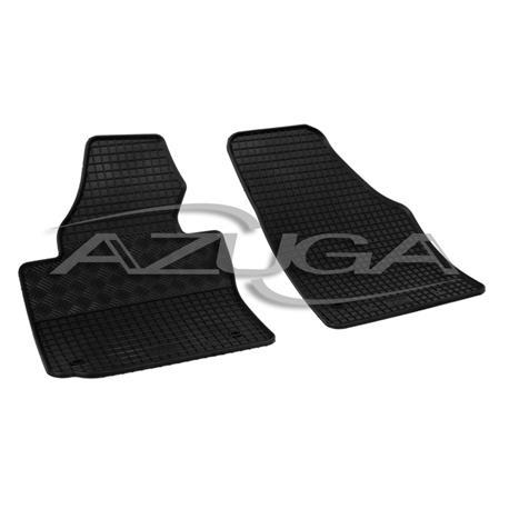 Gummi-Fußmatten für VW Caddy/Caddy Life 2-teilig ab 2004