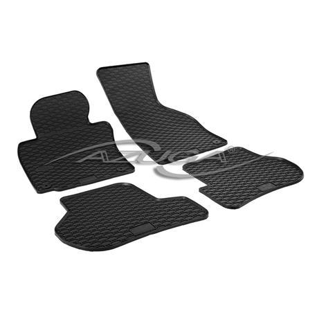 Gummi-Fußmatten für VW Golf 5/Golf 6/Jetta/Scirocco