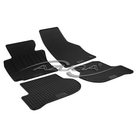 Gummi-Fußmatten für Skoda Octavia II/VW Golf 5/Golf 6/Jetta