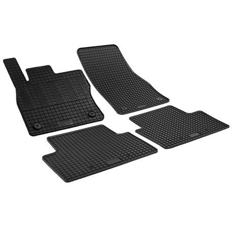 Gummi-Fußmatten für VW Golf Sportsvan ab 5/2014