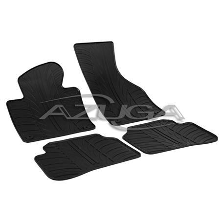 Gummi-Fußmatten für VW Passat/Passat Variant 3C ab 2005/ab 2010-10/2014