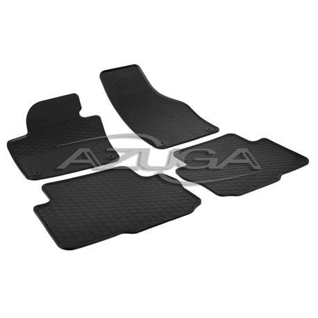Gummi-Fußmatten für VW Sharan ab 2010/Seat Alhambra ab 2010