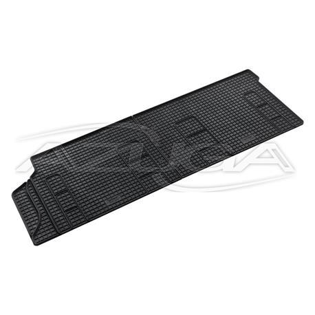 Gummi-Fußmatten für VW T5/T6 Multivan 2. Reihe (2-teilig)