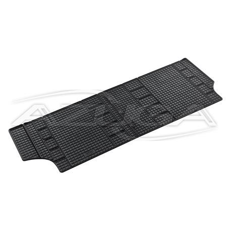 Gummi-Fußmatten für VW T5/T6 Multivan 3. Reihe (2-teilig)