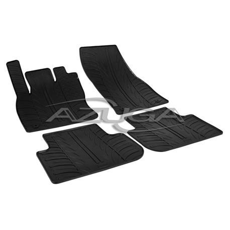 Gummi-Fußmatten für VW Tiguan ab 4/2016