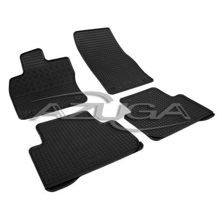 Gummi-Fußmatten für VW Tiguan ab 4/2016/VW Touran ab 9/2015