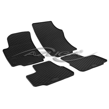Gummi-Fußmatten für Seat Mii/Skoda Citigo/VW Up ab 2011