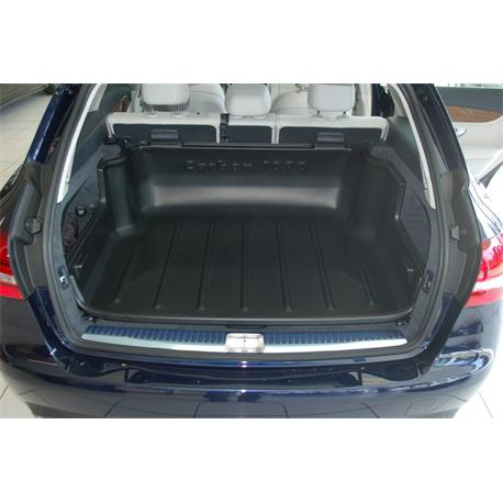 Kofferraumwanne für Mercedes C-Klasse T-Modell ab 9/2014 (S205) Carbox hoher Rand 101090000