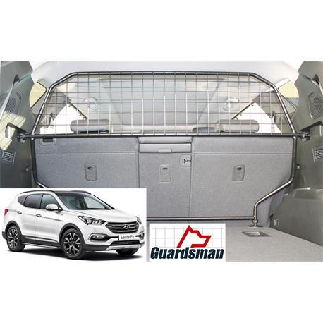 Hundegitter für Hyundai Santa Fe ab 9/2012-7/2018