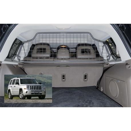 Hundegitter für Jeep Patriot ab 2007