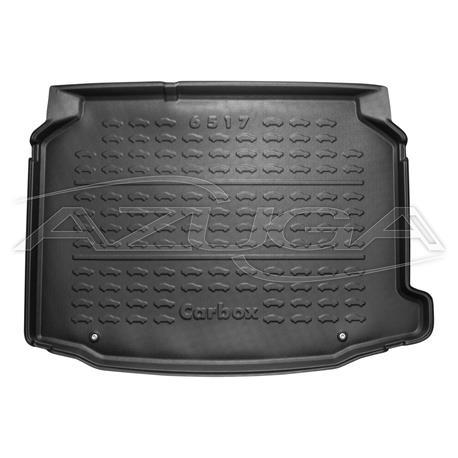 Kofferraumwanne für Seat Leon (5F) ab 12/2012 Carbox Form 206517000