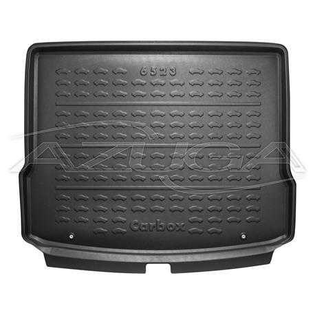 Kofferraumwanne für Seat Ateca ab 2016 Carbox Form 206523000 (variabler Boden oben)