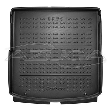 Kofferraumwanne für VW Golf 7 Variant ab 6/2013 (hoher Boden) Carbox Form 201779000