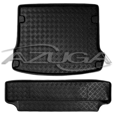 Kofferraumwanne für Dacia Logan MCV (Kombi) 2007-5/2013 ohne Anti-Rutsch-Matte