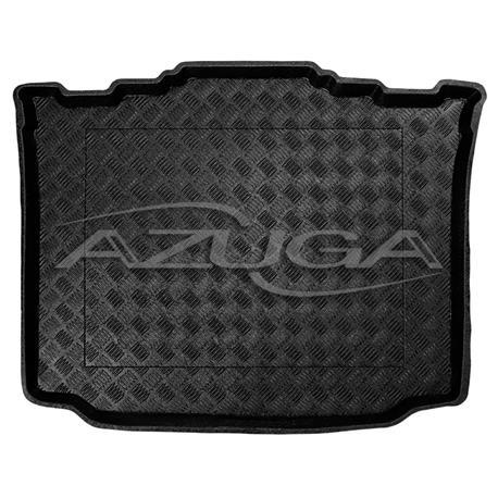 Kofferraumwanne für Skoda Roomster ab 2006 ohne Anti-Rutsch-Matte