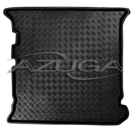 Kofferraumwanne für Ford Galaxy bis 4/2006/Seat Alhambra/VW Sharan bis 8/2010 ohne Anti-Rutsch-Matte