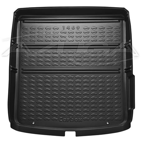 Kofferraumwanne für Audi A6 Avant ab 2011 (C7/4G) Carbox Form 201469