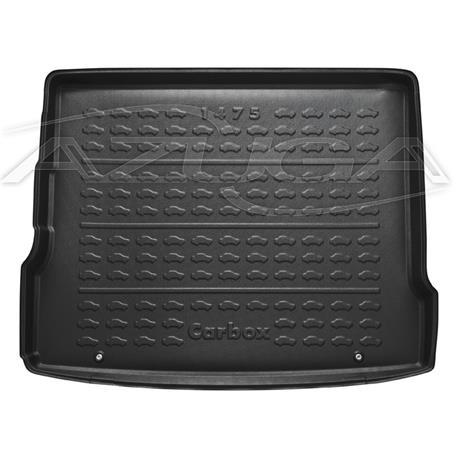 Kofferraumwanne für Audi Q3 ab 2011-10/2018 (hoher Boden) Carbox Form 201475000