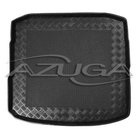 Kofferraumwanne für Audi A3 4-türer Stufenheck ab 2013 mit Anti-Rutsch-Matte