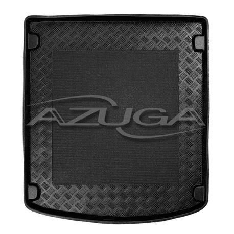 Kofferraumwanne für Audi A6 Avant ab 2011-8/2018 (4G) mit Anti-Rutsch-Matte