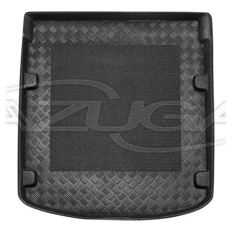 Kofferraumwanne für Audi A6 Limousine ab 6/2018 mit Anti-Rutsch-Matte