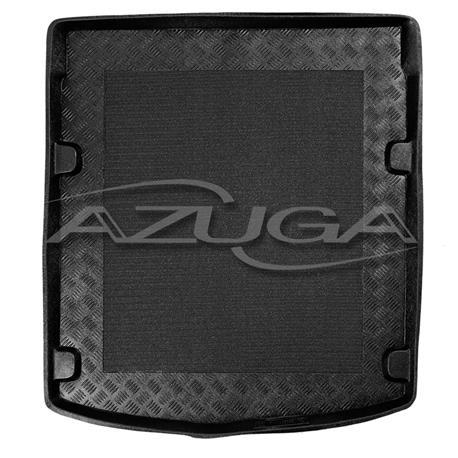 Kofferraumwanne für Audi A6 Limousine ab 2011-5/2018 (4G) mit Anti-Rutsch-Matte