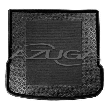 Kofferraumwanne für Audi Q7 ab 2006-5/2015 (5-Sitzer) mit Anti-Rutsch-Matte