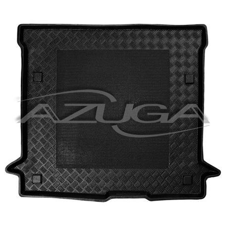 Kofferraumwanne für Dacia Dokker ab 2013 mit Anti-Rutsch-Matte