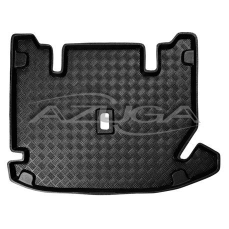 Kofferraumwanne für Dacia Lodgy ab 2012-3/2017 (7-Sitzer) ohne Anti-Rutsch-Matte