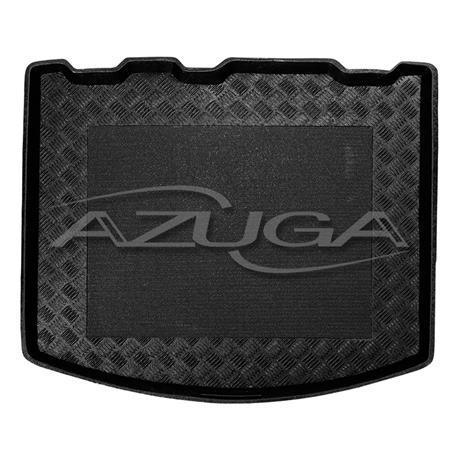 Kofferraumwanne für Ford Kuga ab 3/2013 (tiefer Boden) mit Anti-Rutsch-Matte