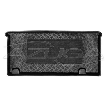 Kofferraumwanne für Ford Tourneo Custom L1 (kurzer Radstand) ab 8/2012 mit Anti-Rutsch-Matte