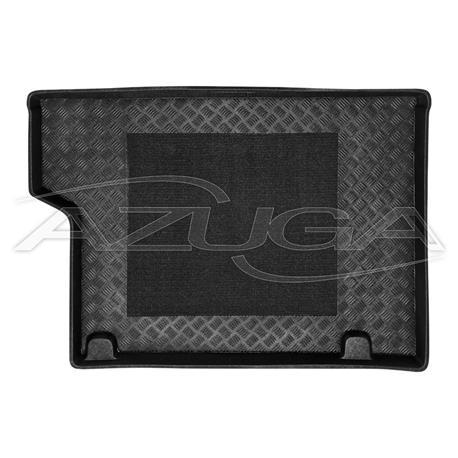 Kofferraumwanne für Ford Tourneo Custom L2 (langer Radstand) ab 8/2012 mit Anti-Rutsch-Matte
