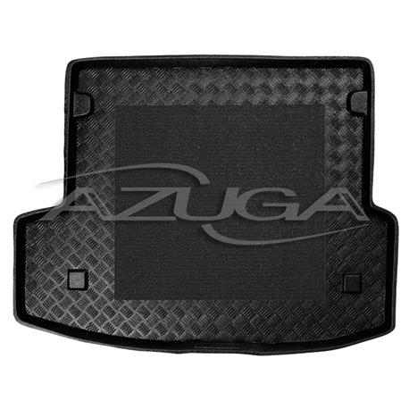 Kofferraumwanne für Honda Civic Tourer (Kombi) ab 2014 mit Anti-Rutsch-Matte