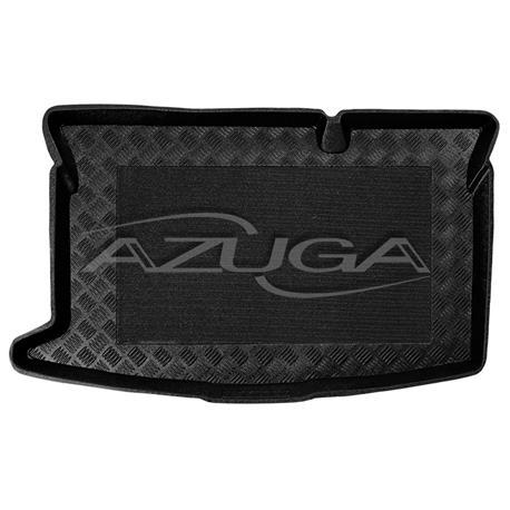 Kofferraumwanne für Mazda 2 ab 10/2007-2014 mit Anti-Rutsch-Matte