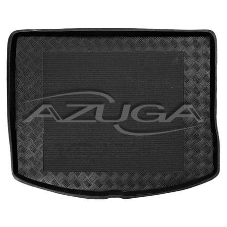 Kofferraumwanne für Mazda 3 Schrägheck ab 5/2009-9/2013 mit Anti-Rutsch-Matte