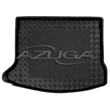 Kofferraumwanne für Mazda 3 Schrägheck (BM/BN) ab 10/2013-3/2019 mit Anti-Rutsch-Matte